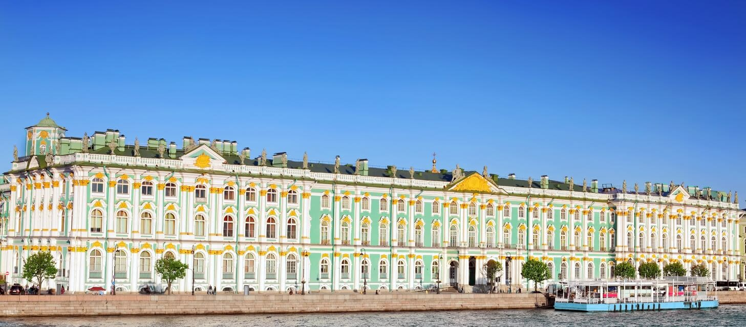 St Petersburg Highlights Non-Exclusive Escorted Group Tour