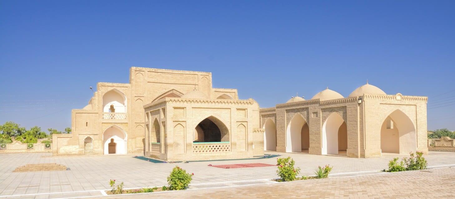 Private Travel, Merv Palace, Turkmenistan
