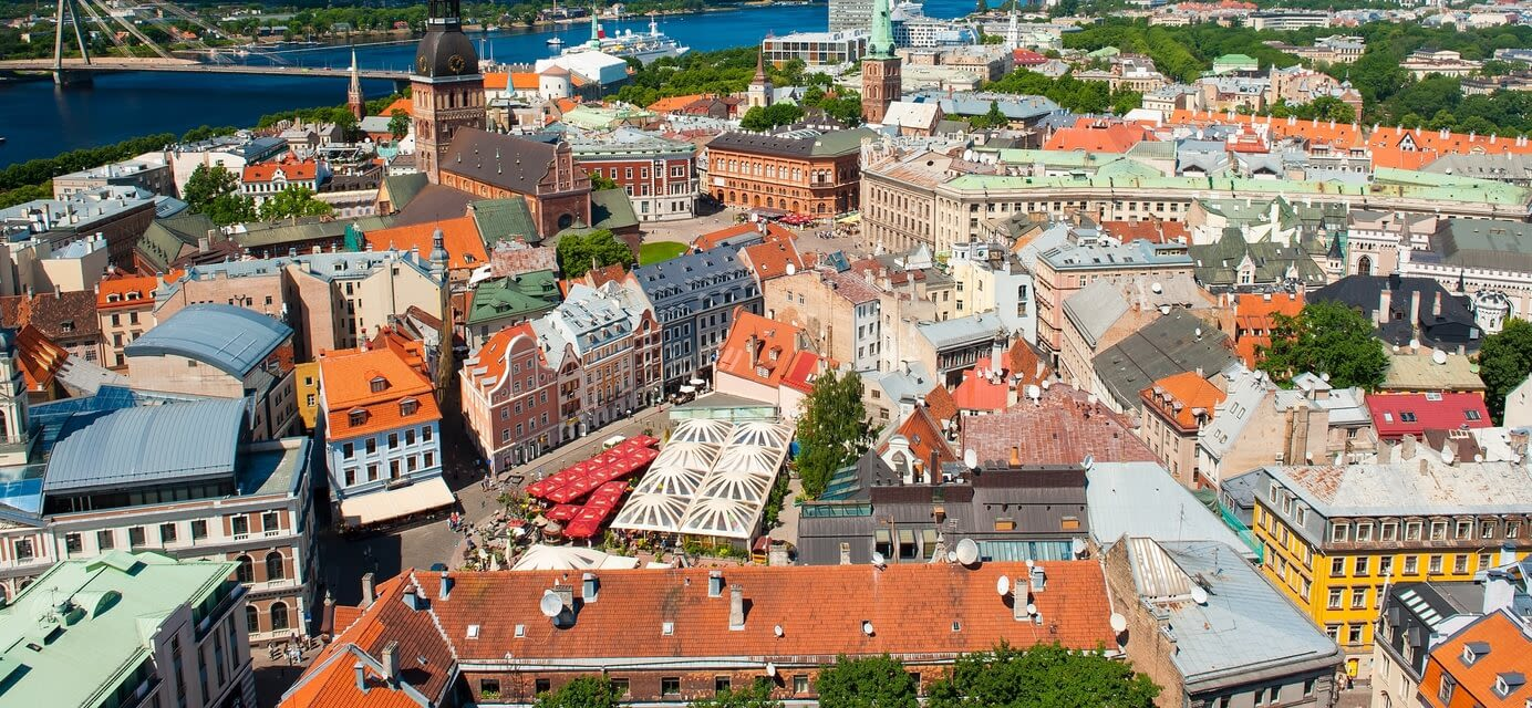 Group tours in Latvia
