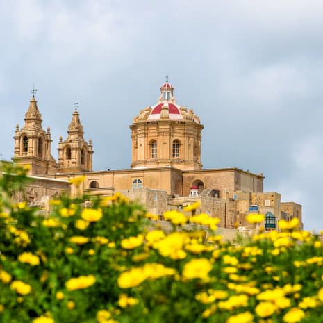 Cathedral of St Paul, Malta and Gozo in Luxury
