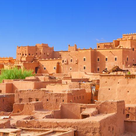 Taourirt Kashbah, Morocco