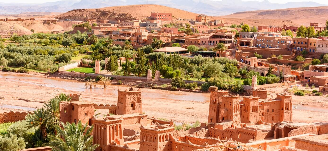 Marrakesh and Ouarzazate, pirvate journey