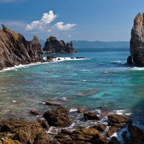 Mergui Archipelago cruise, Burma