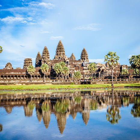 Angkor Temples, Vietnam