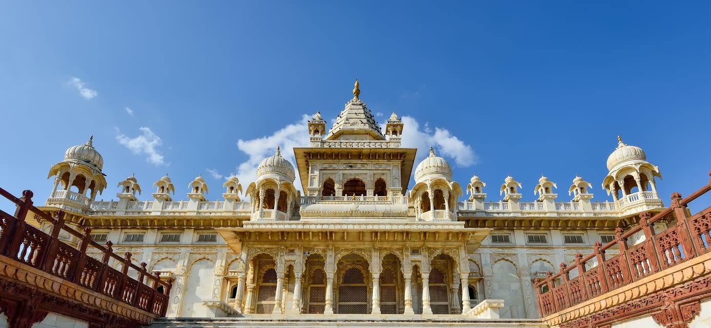 Jaswant Thada, Jodphur, Heritage Rajasthan private tour