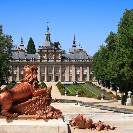 Royal Palace of La Granja de San Ildefonso, Segovia