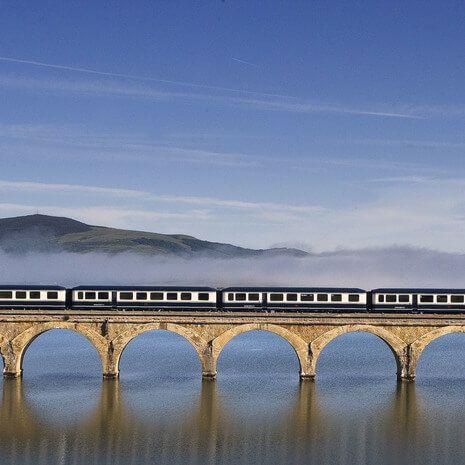 El Transcantábrico, Northern Spain Aboard El Transcantabrico Gran Lujo, Train