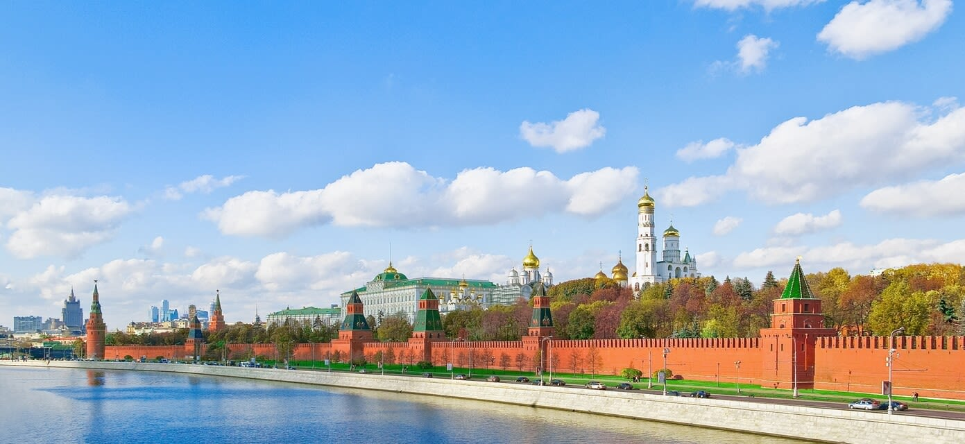 Splendours of Russia