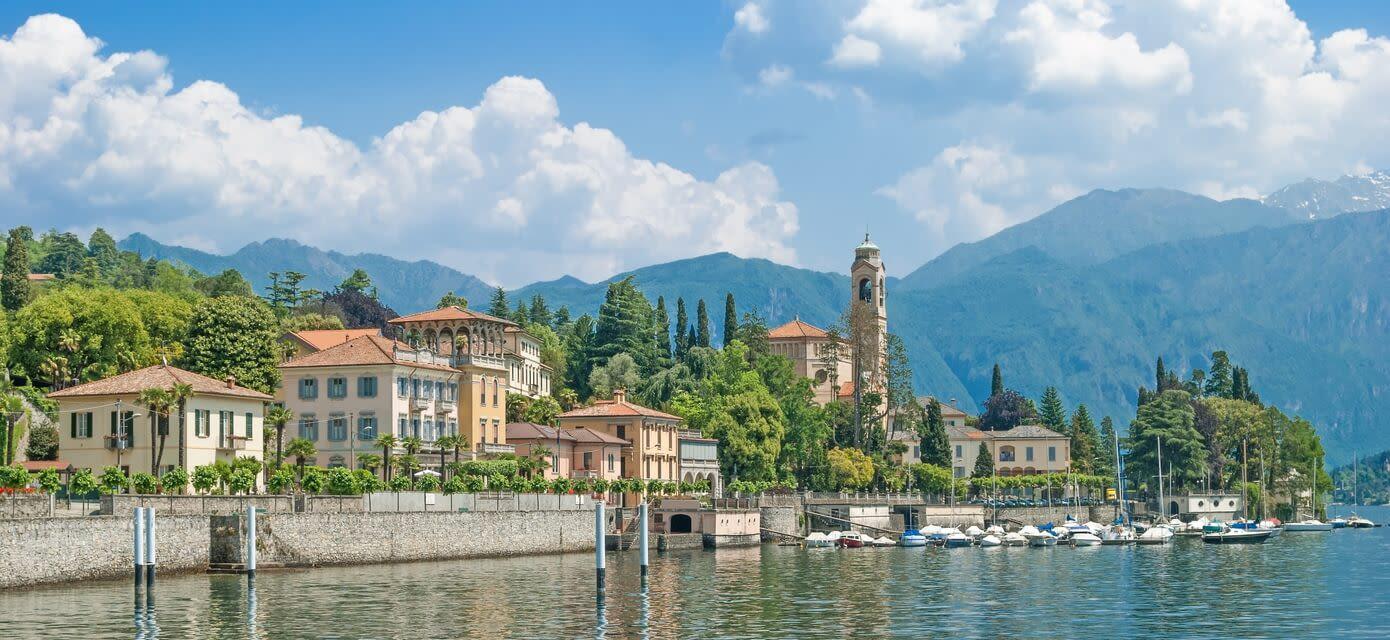 Lake Maggiore and Lake Como private travel