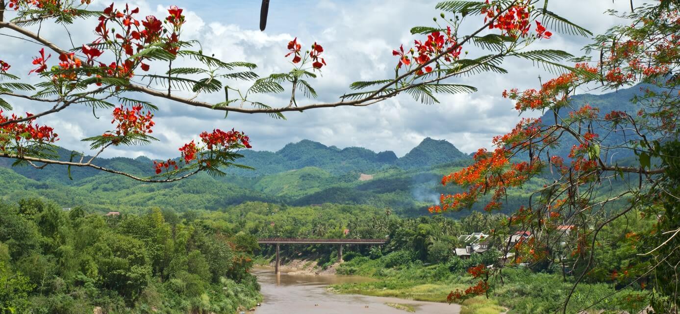 The Loas Mekong River Cruise
