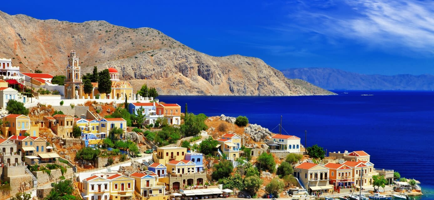 The Dodecanese, private travel