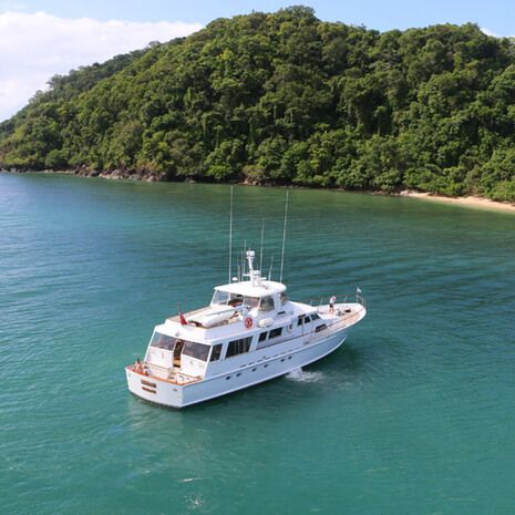 Queensland in Style aboard the MV Bahama