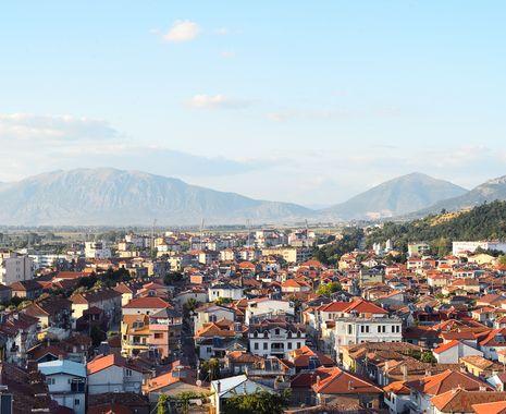 Korca, Albania