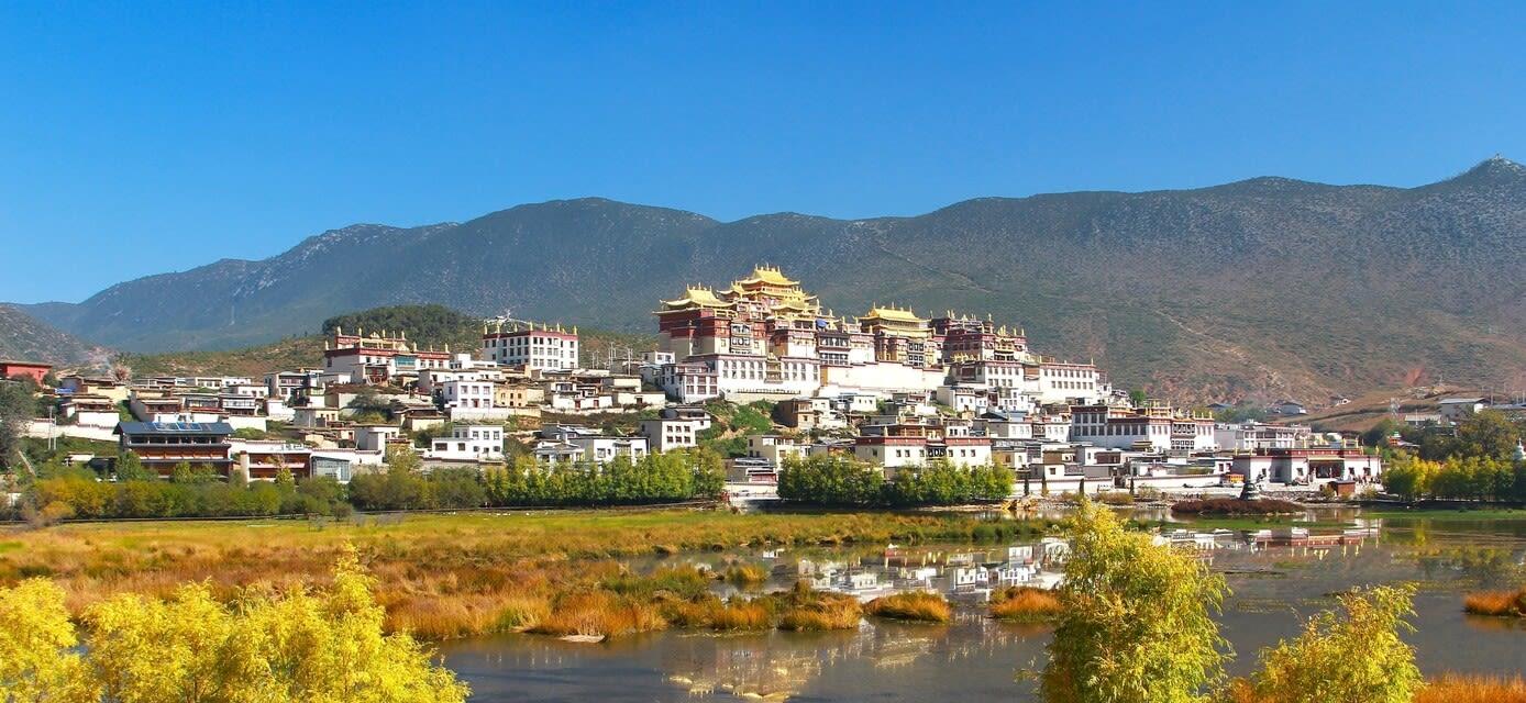Songzanlin Temple, Lhasa