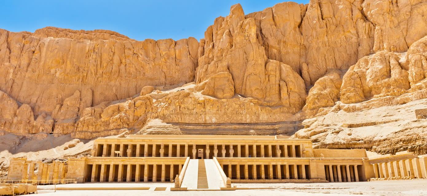 Temple of Queen Hatshepsut, Luxor