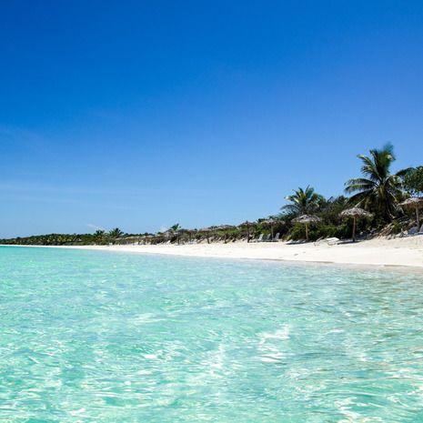 Beach, Cayo Santa Maria