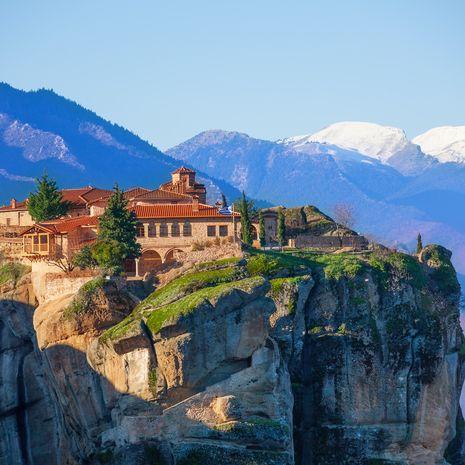 Monasteries of Meteora, Thessaly