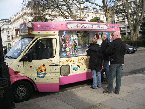 Бизнес мороженое
