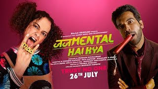 Judgementall Hai Kya Official Trailer (Kangana Ranaut, Rajkummar Rao)