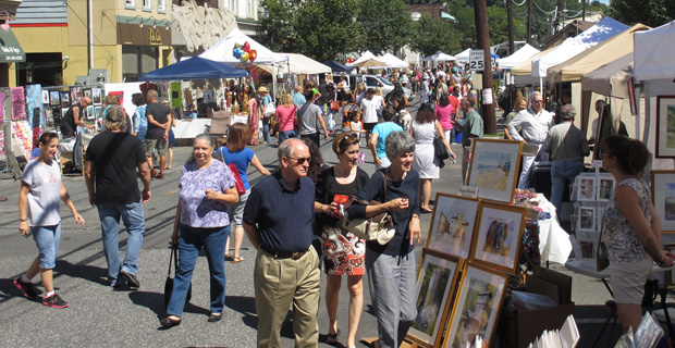 The Edgewater Arts Council will hold the 24th annual Edgewater Arts & Music Festival on Sept. 20.
