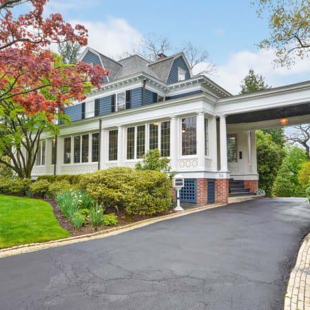 An historic home at 59 Edgewood Ave. is on the market for $2,993,000.