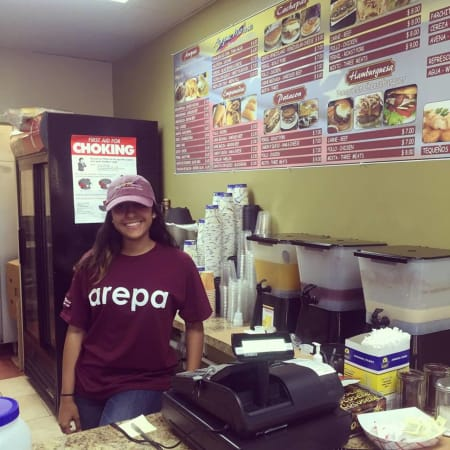 Arepa Mania in New Rochelle was recently reviewed in the New York Times.