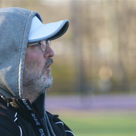 Yorktown coach Dave Marr.