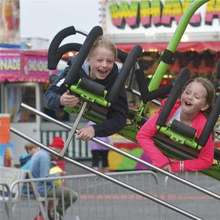 The annual McKinley School Carnival returns to Jennings Beach in Fairfield this weekend, with rides, food and fun for all ages.