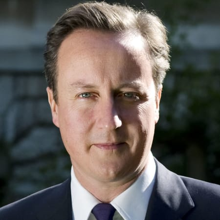 Prime Minister of the United Kingdom David Cameron.