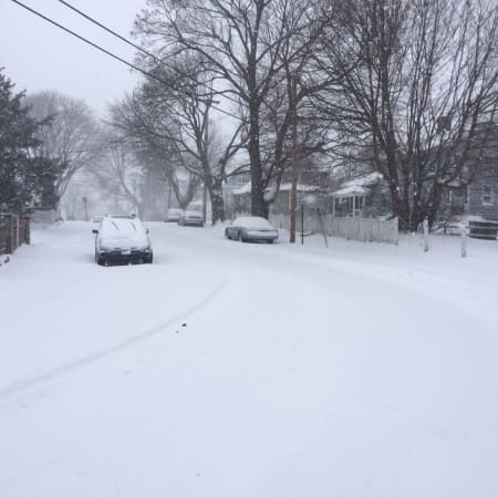 Snow could hit the Fairfield County area on Friday