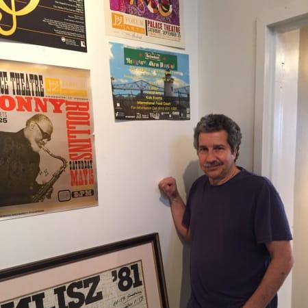 Mark Morganelli of Jazz Forum Arts in Tarrytown.