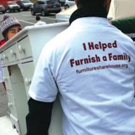 Furniture Sharehouse helps Westchester families by providing them furnishings for apartments.