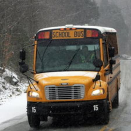 School districts have announced closures and delayed openings.