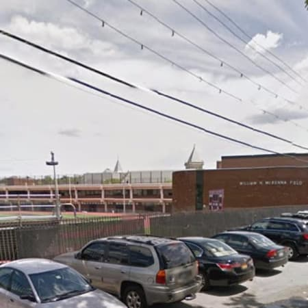 Emergency lockdown measures went into place briefly Thursday at New Rochelle High School.