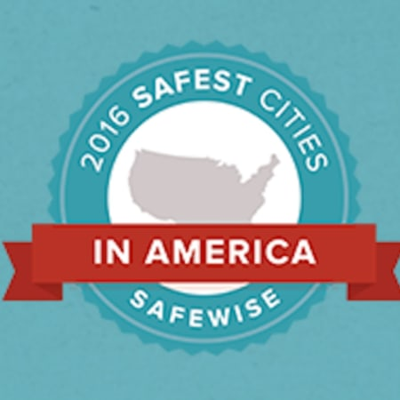 Five Westchester communities were ranked among the safest in America.