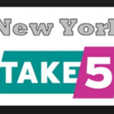 New York Lottery TAKE FIVE