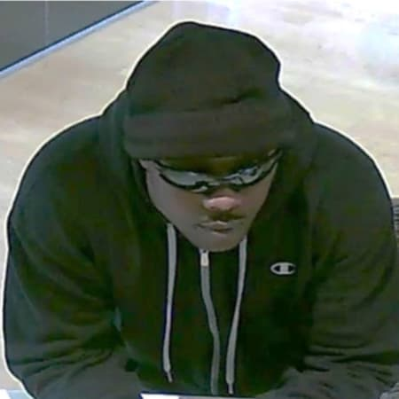 This is the suspect in a robbery Friday morning at the Webster Bank located at 1177 Post Road in Fairfield.