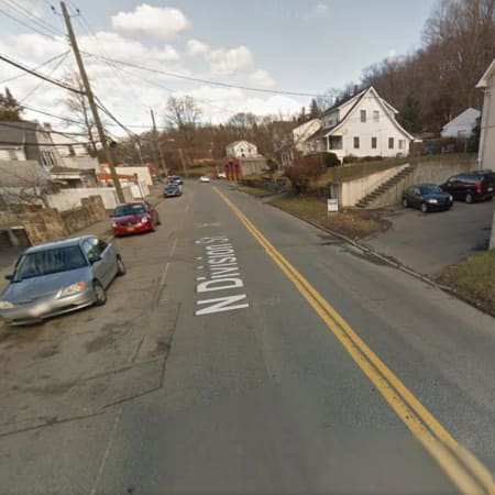 North Division Street in Peekskill.