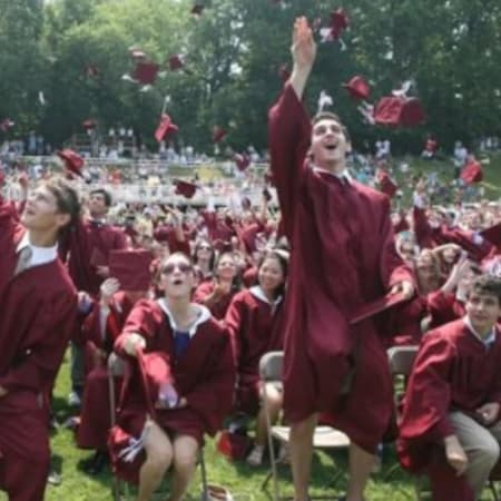 The Scarsdale Class of 2016 graduating class.