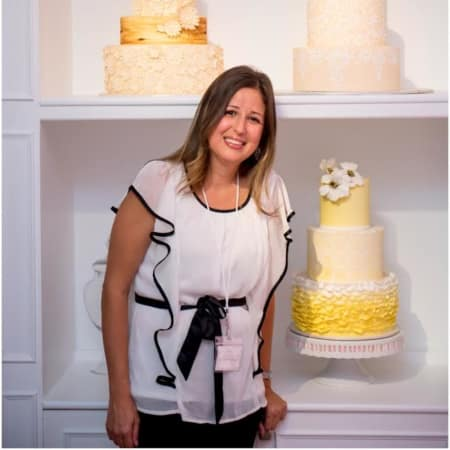 Norwalk resident Renata Papadopoulos, owner of Lovely Cakes in Stratford, will be fighting for a win on 'Cake Wars' on the Food Network.