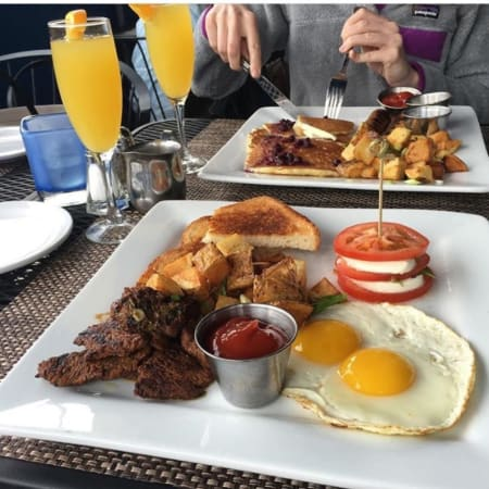 Brunch at TruNorth in Bridgeport is a feast for the senses.