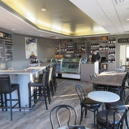 Le Moulin Eatery & Wine Bar gears up to open in Yonkers.