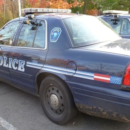 A person was reported dead of an apparent self-inflicted gunshot wound in Easton Tuesday, according to the Easton Courier.