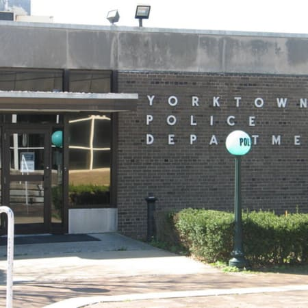 Yorktown police arrested a teen from Cortlandt Manor on Friday.