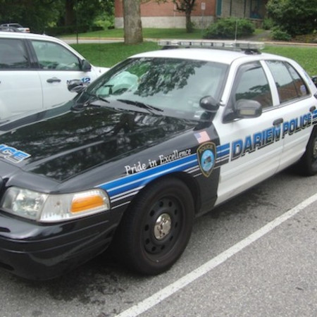 Darien police arrested five Stamford teenagers over the weekend in connection with a rash of car break-ins. Police are once again reminding residents to keep their vehicles locked up and their valuables out of sight.