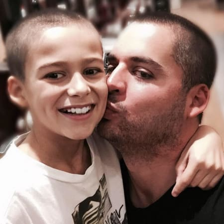 With International Childhood Cancer Day a week away, the Scarsdale community is rallying around a grieving father who lost his son to the disease last month.