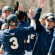 Pace baseball will play its first home game on Saturday, March 8 against Merrimack.