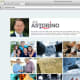 The homepage of RobAstorino.com now has a heading that reads 'Rob Astorino for Governor.'