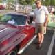 Skip Lerow and his 1966 Corvette Stingray.