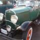 A 1928 Chrysler Roadster.